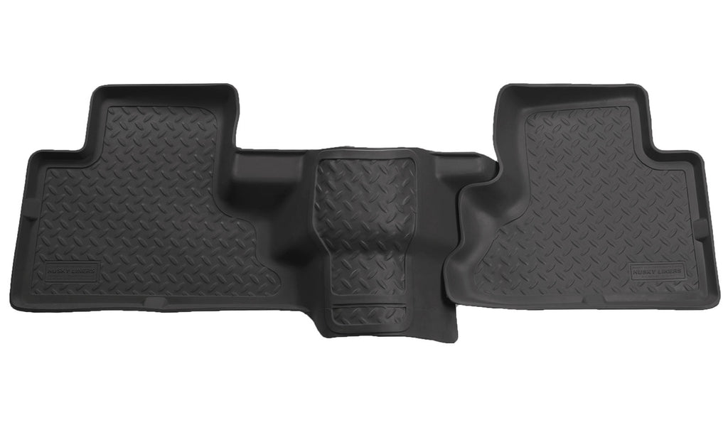 Husky Liners Classic Style Series Second Row Floor Liners