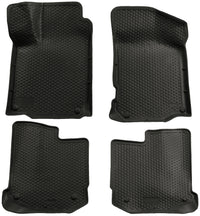 Husky Liners Classic Style Series Front and Second Row Floor Liners