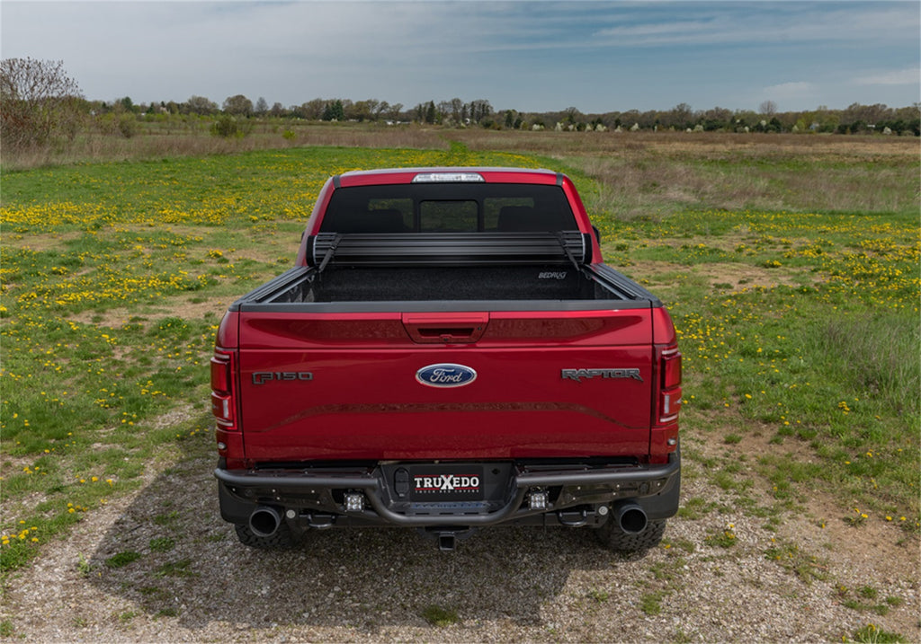 TruXedo Sentry Tonneau Cover