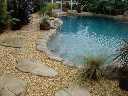 pool fixtures and pool exterior designs