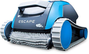 Dolphin Escape Robotic Above Ground Pool Cleaner - Artificial Waterfalls
