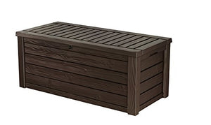 Westwood Plastic Deck Storage Container Box - Artificial Waterfalls