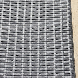 Voyage Outdoor 8pc Grey Wicker Seating Set - Artificial Waterfalls