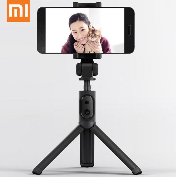 3-in-1 Selfie Stick & Tripod With Bluetooth Remote - Cool Trends