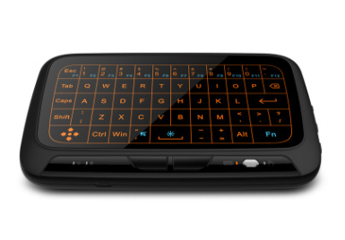 Wireless Backlit Mini Keyboard With Touchpad - Cool Trends