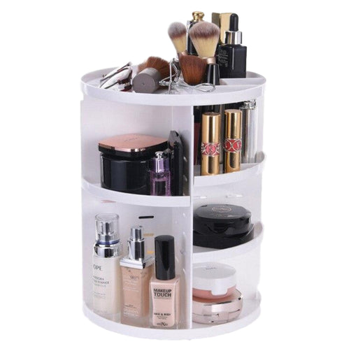 Rotating Makeup Organizer - Cool Trends