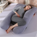 Maternity Support U-Shaped Body Pillow - Cool Trends