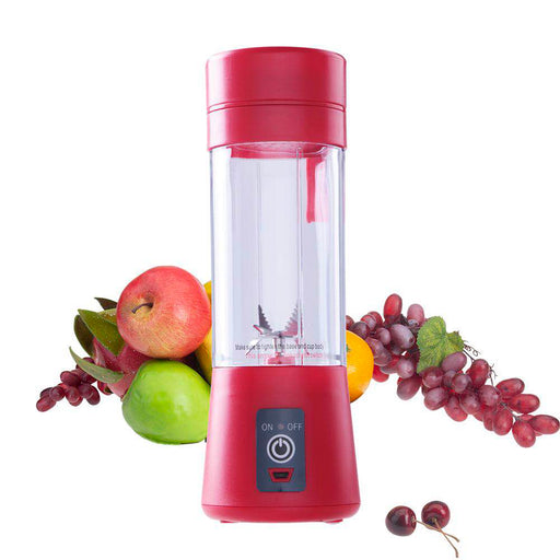 Portable Juice Blender Bottle - Cool Trends