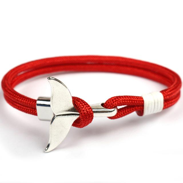 Whale Tail Hope Bracelet - Cool Trends