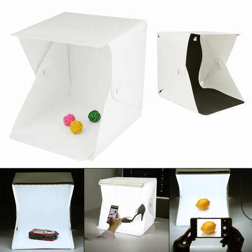 Foldable Photography Lightbox - Cool Trends