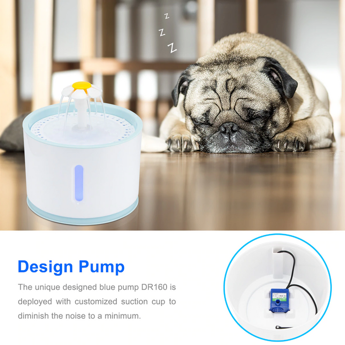 Automatic Cat Water Fountain - Cool Trends