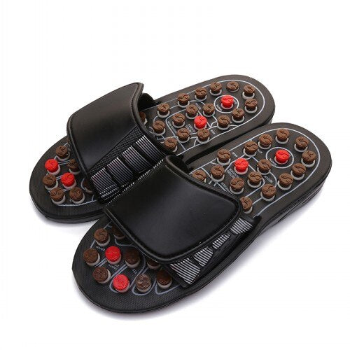 Acupressure Massage Slippers - Cool Trends