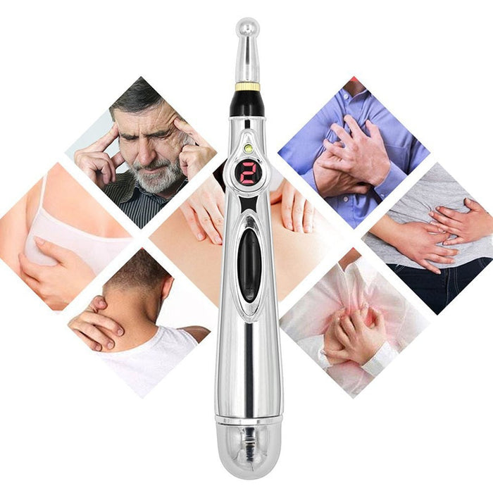 Electric Acupuncture Laser Pen - Cool Trends