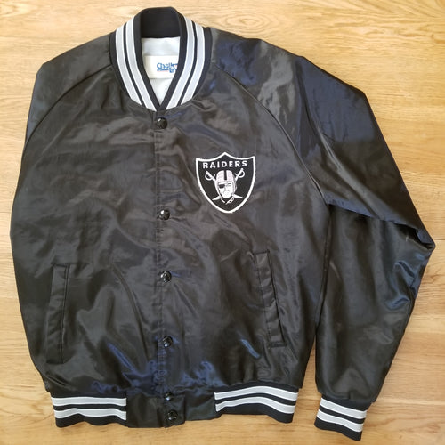 Raiders - Chalkline Jacket (Men's Medium)