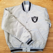 Load image into Gallery viewer, Raiders - Pro Line Starter Jacket