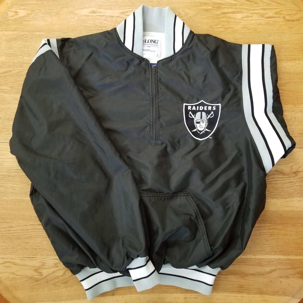 Raiders - Delong Pullover Jacket