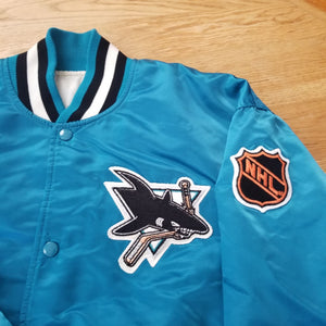 San Jose Sharks - NHL Starter Jacket (Men's Large)