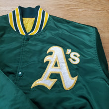 Oakland Athletics - Diamond Starter Jakcet (Mens Large)