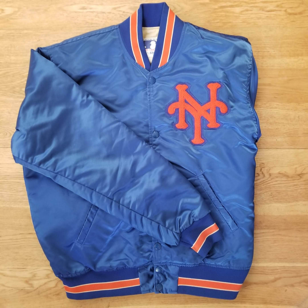 New York Mets - Starter Jacket (Mens Medum)