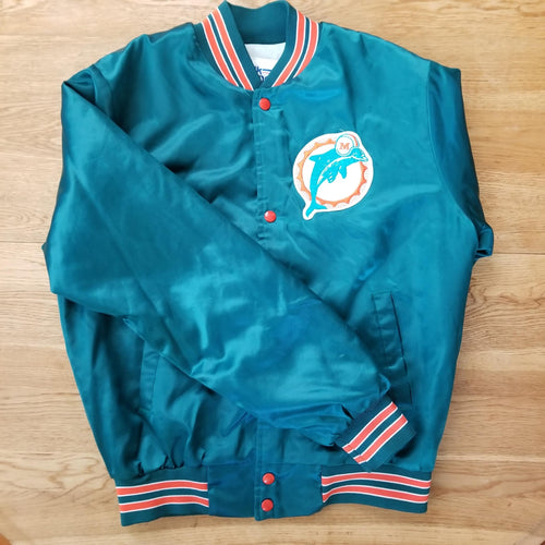 Miami Dolphins - Chalkline Jacket (Mens Small)