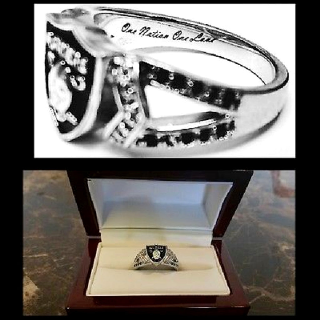 RAIDERS LADY RING-RaiderNationStore