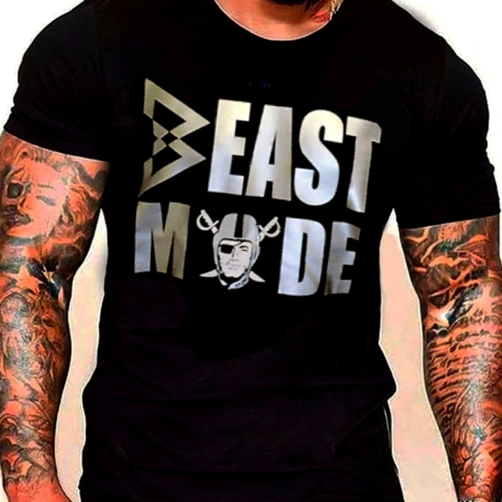 RAIDERS BEASTMODE SHIRT