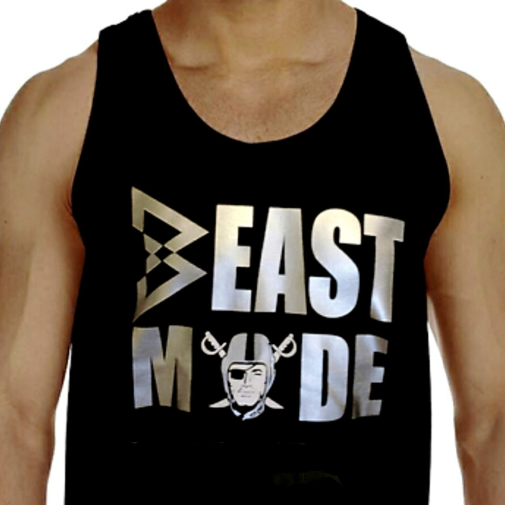 RAIDERS BEASTMODE TANK TOP