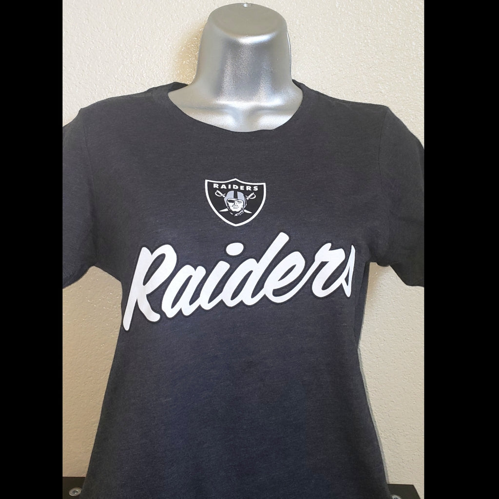 WOMENS RAIDERS SHIRT-RaiderNationStore