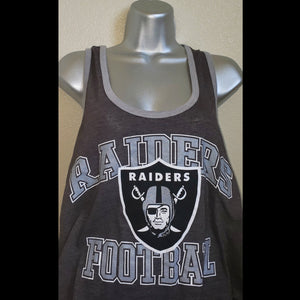 WOMENS RAIDERS TANK TOP-RaiderNationStore