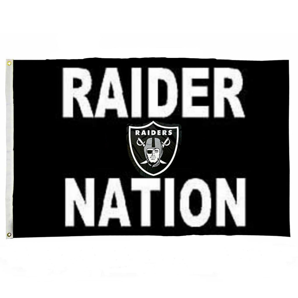 RAIDER NATION FLAG