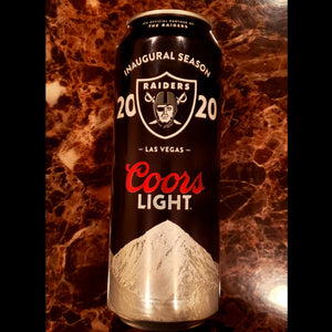 MODELO CAN COORS CAN PATCH COMBO-RaiderNationStore