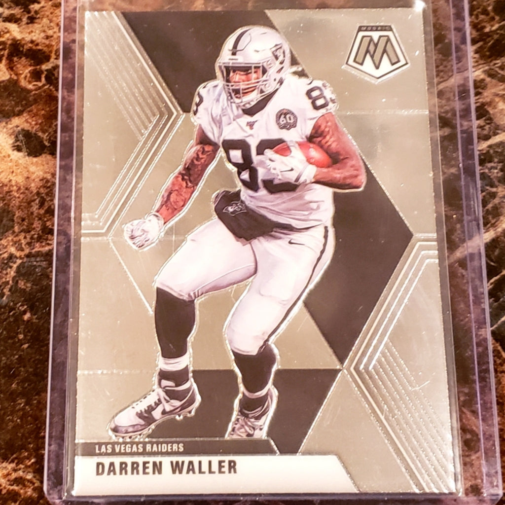 DARREN WALLER MOSAIC CARD-RaiderNationStore
