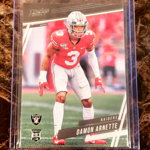 DAMON ARNETTE PRESTIGE ROOKIE CARD-RaiderNationStore
