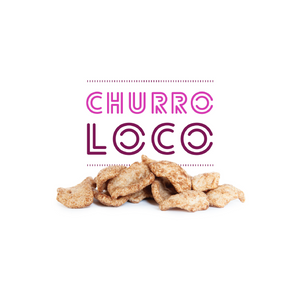 Churro Loco Chips - buy 6 Pack of healthy balanced Macro Snacks