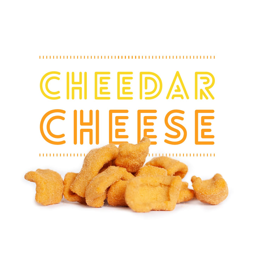 Cheddar Cheese - 6 Pack - Macro Snacks