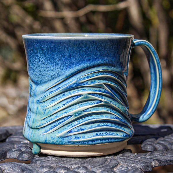 Mediteranean Waves Mug 2