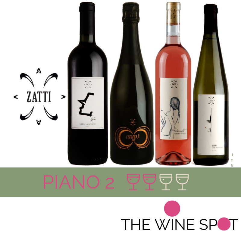 THE WINE SPOT | LA CANTINA DEL MESE | ZATTI | PIANO 2