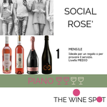 THE WINE SPOT | SOCIAL | ROSA | PIANO 2 | gemito | GeMiTo