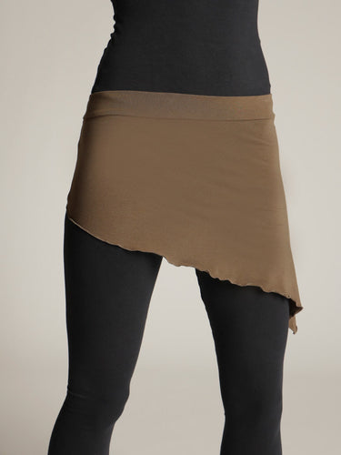 CRESCENT MINI SKIRT