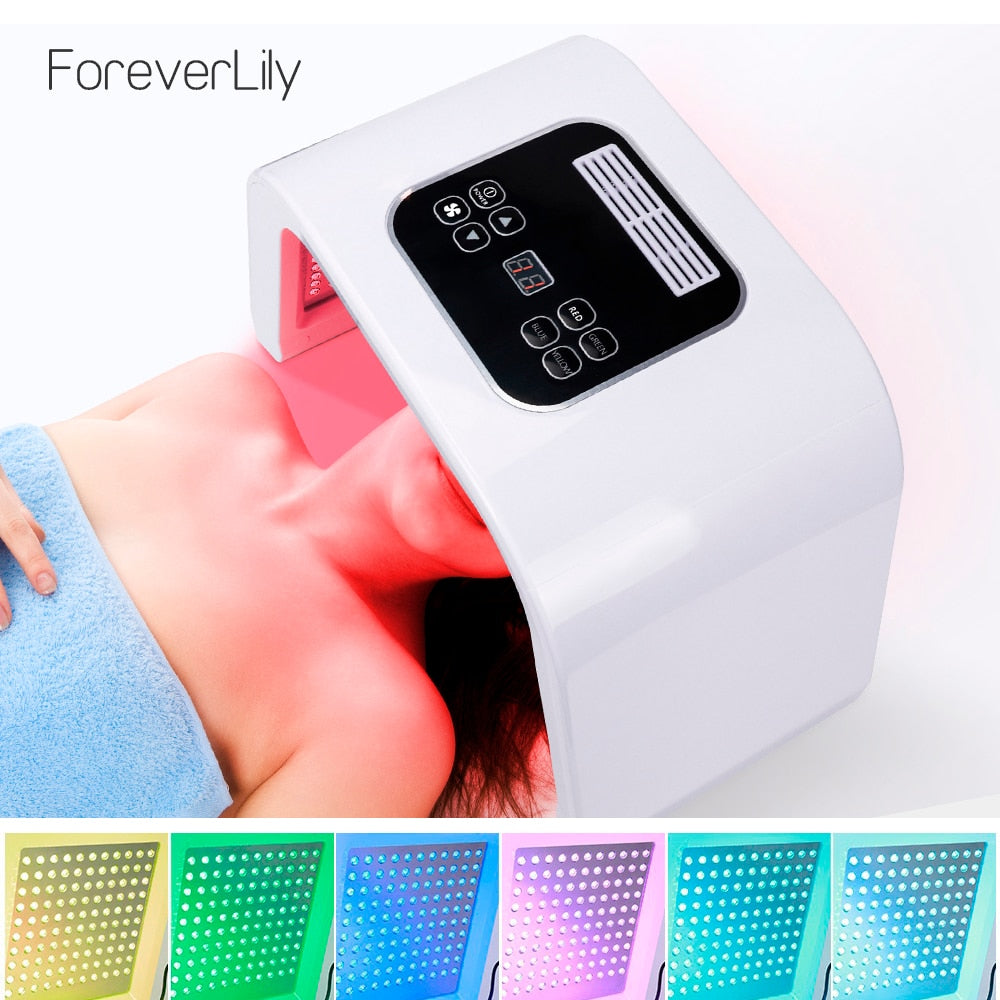 OMega Red Light Therapy Treatment - Multi Color Pro Series