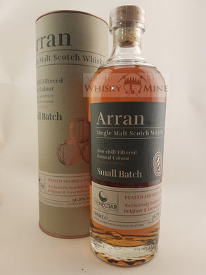 Arran Small batch Peated Sherry cask