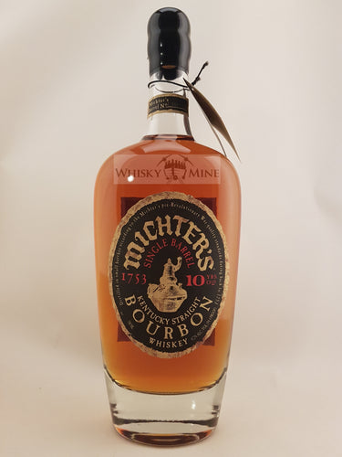 Michter's 10yo Single Barrel #L19H1437