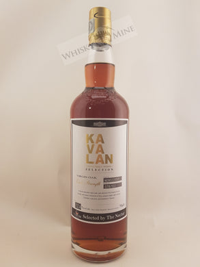Kavalan Virgin Oak 2020 The Nectar #N090220001