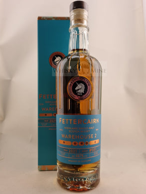 Fettercairn Warehouse 2 Batch 1
