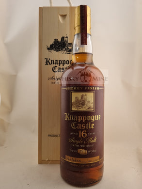 Knappogue castle 16yo Twin Wood (2014 version)