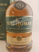 Kilchoman fino sherry matured 2020