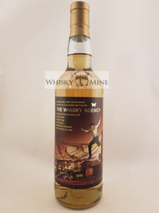 Ben Nevis 1996 The whisky agency 47.6%