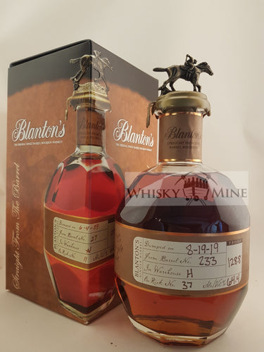 Blanton's Straight from the Barrel 64.4%