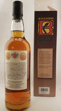 AMRUT Raw Cask RUM FINISH 61,1°Blackadder