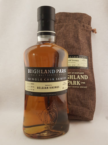 Highland Park 2004 single cask